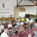Castaño Trip Sept 2015; Hacienda & Ermita visit; Cata Chez Nous 002