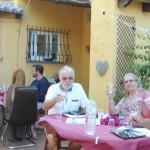 Castaño Trip Sept 2015; Hacienda & Ermita visit; Cata Chez Nous 010