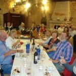 The photot that says it all at Bodegas Muga, DOCa La Rioja!